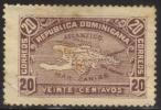 Dominican Republic 1900 Scott # 117 Used - República Dominicana