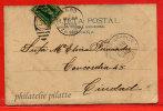 CUBA VENDANGEUSE CARTE DE LA HAVANE - Postcards
