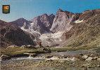 Hautes Pyrénées - Glacier Des Oulettes - Face Nord Du Vignemale - France