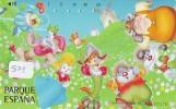 Télécarte Japon * MOULIN (521) WINDMILL * Phonecard * Mühle * TELEFOONKAART JAPAN * MOLEN * - Landschappen