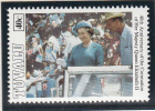 Tuvalu MNH Scott #642 40c Queen Riding In Parade With Prince Philip - 40th Anniversary Of Coronation - Tuvalu
