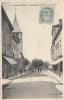 69 - COURS  - CPA - Grande Rue Et Place Du Marché - Vue Animée - France