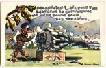 L'ARMEE DE L'AIR UNE VOCATION HUMOUR MECANICIEN ILLUSTRATEUR ROBERT ROUX AVIATION - Humoristiques