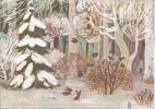 Féérie Hivernale Par Maria Mackiewicz, Pologne - Año Nuevo