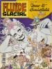 FLUIDE GLACIAL  N° 202    Couverture   GIMENEZ - Fluide Glacial