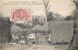 GUINEE ROUTE DE KONAKRY AU NIGER UN CARAVANSERAIL - Guinée Française