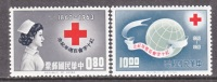 ROC 1375-6  *  RED  CROSS - 1945-... Republic Of China