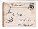 SLOVAQUIE - 1944 - ENVELOPPE Avec CENSURE De ZILINA Pour KONSTANZ (BODENSEE) - Slovaquie