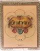 """Chromo/Boite De Cigares Métallique Emboutie/""""STADTEHRN/vers 1940-50 ?       CIG5 - Etichette"""