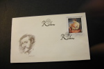 Czechoslovakia 2151 Cleopatra Painting By Rubens Day Of Issue Cancel 1977 A04s - FDC