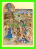 HISTOIRE - DUC DE BERRY - L'ADORATION DES MAGES - MUSÉE CONDÉ - - Histoire