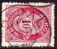 Norway 1883 / 90 POSTFRIM 10 Ore Rose Y & T 39 - Noorwegen
