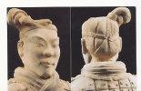 Chine. Armée De Qin. Head Of Clay Figure - Chine