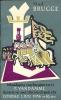 Brugge - Inhuldiging Burgemeester Van Damme - Stoet 1 Juli 1956 - Met Publiciteit - Programmes