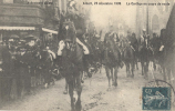 BELGIQUE -ALBERT, 23 Décembre 1909 - Le Cortège En Cours De Route - Vue Animée - Familles Royales