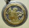 Chevalier Décoration Ancienne Chevalerie Jean I De Brabant Attribuée 1942 Au SieurTomballe Port Inclus/Europe - Belgique