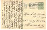 Nederland/Holland, Briefkaart Van 's-Gravenhage Naar Heemstede, 1930 - Post