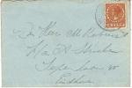 Nederland/Holland, Envelop Van 's-Hertogenbosch Naar Eindhoven, 1936 - Post
