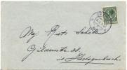 Nederland/Holland, Envelop Van Veghel Naar 's-Hertogenbosch, 1940 - Post