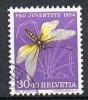 Schweiz 1954, Pro Juventute 30 Rp., MiNr. 605 Gestempelt (a280107) - Pro Juventute