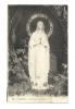 Cp, Christianisme, Lourdes (65) - La Vierge De La Grotte - Vierge Marie & Madones