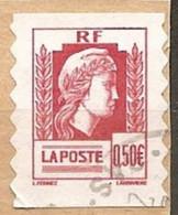 France. Scott # 3051 Used. Marianne Issue. 2004 - Gebruikt