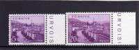 TURCHIA - TURKÍA - TURKEY 1958 CITTA´  BALIKESIR TOWN SERIE COMPLETA MNH - Neufs