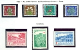 N° 834-840 XX - 1950 - Unused Stamps