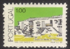Portugal 1985-89 Scott # 1632 Used (Previous Owner Wrote Cat# On Reverse) - Used Stamps