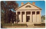 USA, The Pilgrim Memorial Hall, Plymouth, Mass, Unused Postcard [P8611] - United States