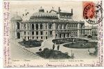 Odessa No 12 Theatre De La Ville   P. Used 1904 - Ukraine