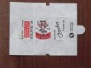 Emballage De Sucre Ancien BOUCHON G.SUCRIERE CAFE Au Planteur PARIS 74 - Zucchero (bustine)