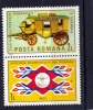 Serie Completa De  Romania Año 1984   Yvert Nr.3541/42  Dia Del Sello   Nuevo - 1948-.... Repúblicas