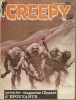 CREEPY  N° 1   -  PUBLICNESS  1969 - Petit Format