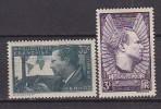 PGL AC006 - FRANCE N°337/38 ** - Unused Stamps