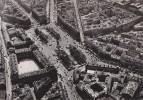 Paris 75011 - Panorama Aérien - Immeubles Place De La République - Arrondissement: 11
