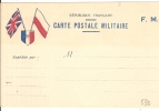 Carte Correspondance F.M NEUVE - Postmark Collection (Covers)