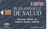 SPAIN - Plan Andaluz De Salud(2000 Pta), 09/98, Used - Spain