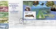 FDC De Chine : 1998 Hong Kong - Inauguratio De Hong Kong International Airport - FDC