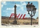 Paris - La Place Vendôme, Ref 1203-665 - Squares