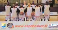 Equipe De Basket De L´ ESPE CHALONS EN CHAMPAGNE - Basket-ball