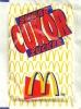 McDONALD´S * McCAFE * COFFEE * WHITE SUGAR * Mc Cukor 2001 12 18 * Hungary - Azúcar