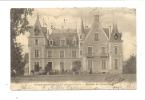 Cp, 49, Faveraye-Machelles, Château De Chandoise, Voyagée 1904 - Autres Communes