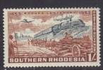 Southern Rhodesia ~ 1953 ~ Rhodes Centenary ~ SG 75 ~ MH/MM - Southern Rhodesia (...-1964)