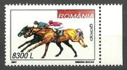 Romania 2001 ( Equestrian Sports ) - MNH (**) - Chevaux