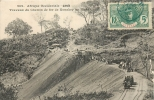 GUINEE TRAVAUX DU CHEMIN DE FER DE KONAKRY AU NIGER - French Guinea