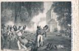 Revolution  Belge  29 Défense Des Hollandais Dans Le Parc De Bruxelles Sept 1830 - Guerres - Autres