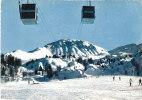 Carte Postale Des Années 70 De Savoie - La Plagne - Le Téléphérique De La Grande Rochette - Sonstige Gemeinden
