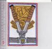 France Commando De La Marine Francaise Commando Hubert Para SCUBA France French Naval Commando Hubert - Blazoenen (textiel)