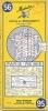 Carte Michelin - 56 - Paris - Reims - Carte Stradali